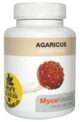Zobrazit detail - MycoMedica Agaricus ─ Žampion mandlový 90 kapslí
