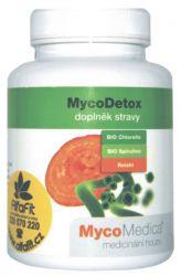 Zobrazit detail - MycoMedica MycoDetox 120 kapslí