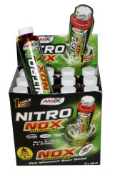Amix NitroNox Shooter 12 x 140 ml – příchuť pink lemonade