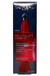 Zobrazit detail - L´Oréal Revitalift Laser Renew Omlazující oční krém 15 ml