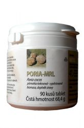 Zobrazit detail - MRL Poria ─ Pórnatka kokosová 90 tablet
