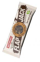 Nutrend FLAPJACK 100 g příchuť čokoláda & mandle v mléčné čokoládě
