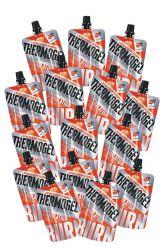 Extrifit Thermo gel 25 x 80 g příchuť meruňka