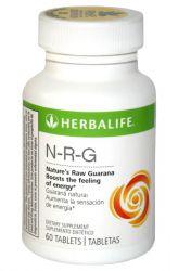 Zobrazit detail - Herbalife Guaranové tablety NRG 60 tablet ─ dovoz USA originální receptura