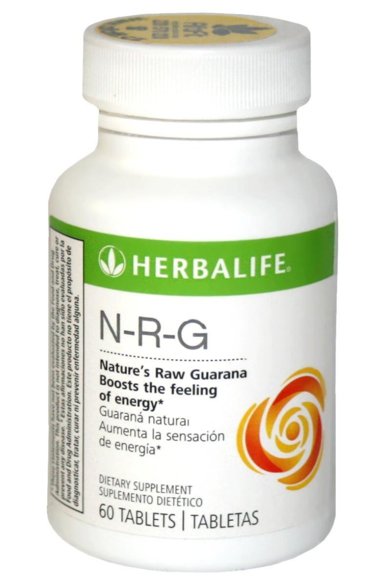 Nrg Herbalife Tea