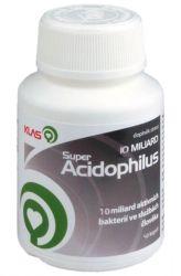 Zobrazit detail - Klas Super Acidophilus KLAS 10 miliard 40 žvýkacích tablet