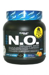 Zobrazit detail - Muscle Sport NO Exploder Drink 600 g