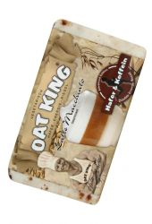 Oat King Energy bar 95 g - příchuť Latte Macchiato