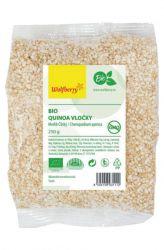 Zobrazit detail - Wolfberry BIO Quinoa vločky 250 g