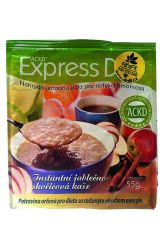 Good Nature Express Diet Instantní jablečno–skořicová kaše 55 g