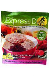 Good Nature Express Diet Instantní vanilkovo–malinová kaše 53 g