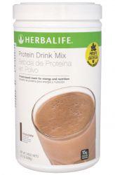 Zobrazit detail - Herbalife Protein Drink Mix 638 g – příchuť čokoláda (dovoz USA)