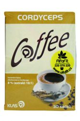 Zobrazit detail - Klas Coffee Cordyceps 30 sáčků