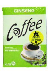 Klas Coffee Ginseng 30 sáčků