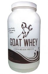 LSP nutrition Goat Whey 750 g - cookies & cream