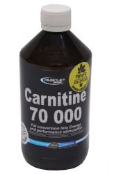 Zobrazit detail - Muscle Sport Carnitine 70 000 – 500 ml