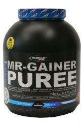 Muscle Sport MR-Gainer Puree 1135 g