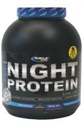 Muscle Sport Night Extralong Protein 2270 g + doprava ZDARMA