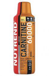 Zobrazit detail - Nutrend CARNITINE 60000 + SYNEPHRINE 500 ml – příchuť žlutá malina