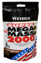 Weider Super Mega Mass 2000 ─ 5000 g