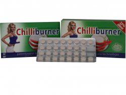 21.09.2016 - Novinka - Revoluce v hubnutí - Good Nature Chilliburner 30 nebo 60 tablet