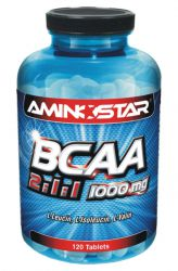 Aminostar BCAA 2:1:1 – 1000 mg – 120 tablet