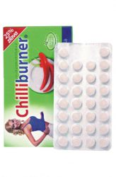 Zobrazit detail - Good Nature Chilliburner 60 tablet
