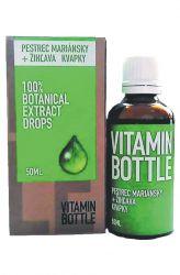 Good Nature Vitamin bottle – Ostropestřec mariánský & kopřiva 50 ml