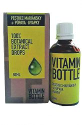 Good Nature Vitamin bottle – Ostropestřec mariánský & pampeliška 50 ml