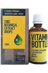 Zobrazit detail - Good Nature Vitamin bottle – vitamín C s výtažkem z hroznových pecek 50 ml