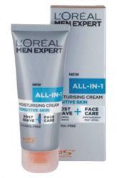 Zobrazit detail - L'Oréal Hydratační krém ALL–IN–1 pro citlivou pleť 75 ml