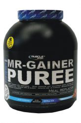 Zobrazit detail - Muscle Sport MR–Gainer Puree 2270 g