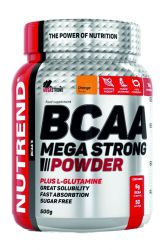 Zobrazit detail - Nutrend BCAA MEGA STRONG POWDER 500 g