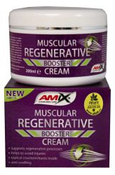 Zobrazit detail - Amix Muscular Regenerative Booster Cream 200 ml