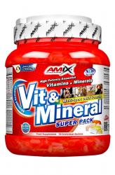 Amix Vit&Mineral Super Pack 30 sáčků