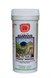 Zobrazit detail - Cosmos Agaricus 14,2 g – 60 kapslí