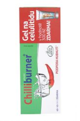Zobrazit detail - Good Nature Chilliburner 60 tablet + Gel na celulitidu ZDARMA