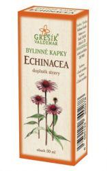 Zobrazit detail - Grešík Echinacea bylinné kapky 50 ml