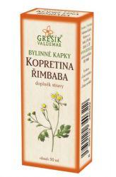 Grešík Kopretina řimbaba bylinné kapky 50 ml