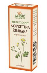 Grešík Kopretina řimbaba 50 ml