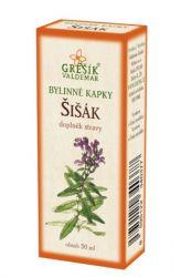 Zobrazit detail - Grešík Šišák bylinné kapky 50 ml