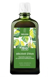 Weleda Bio březová šťáva 200 ml - po registraci SLEVA!