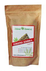 Zobrazit detail - Zelená Země Konopné semínko loupané 500 g