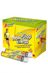 Zobrazit detail - Aminostar Xpower Non-stop Energy 10 x 25 ml ─ příchuť grep