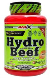 Zobrazit detail - Amix HydroBeef Peptide Protein 1000 g