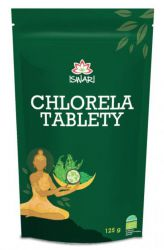 Iswari BIO Chlorela tablety 125 g