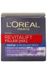 L'Oréal Revitalift Filler vyplňující noční krém proti stárnutí 50 ml