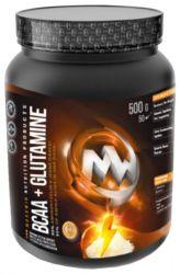 MAXXWIN BCAA + Glutamine 500 g – příchuť energy