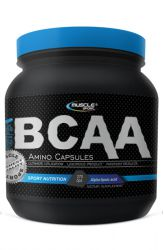Zobrazit detail - Muscle Sport BCAA Amino Caps 800 mg – 270 kapslí
