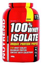 Nutrend 100% Whey Isolate 1800 g